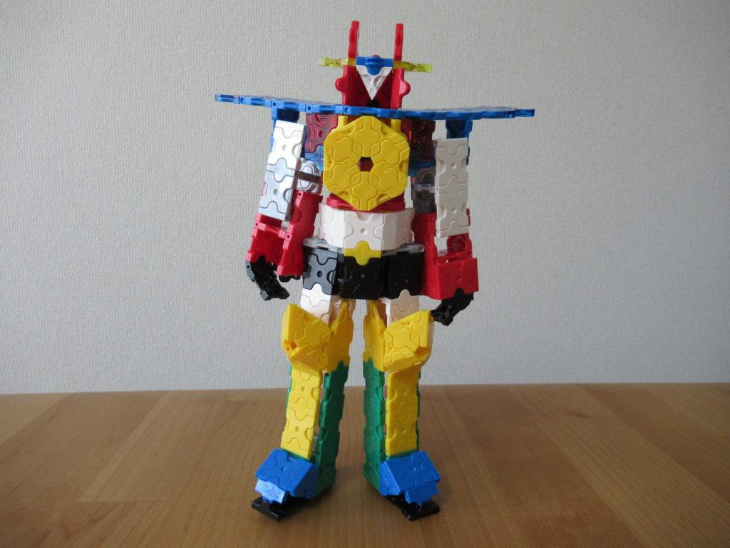 LaQ(ラキュー)ボーナスセット ロボット