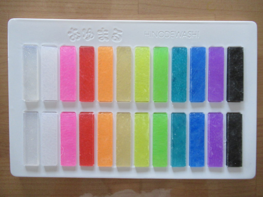 おゆまる 12色 24個入