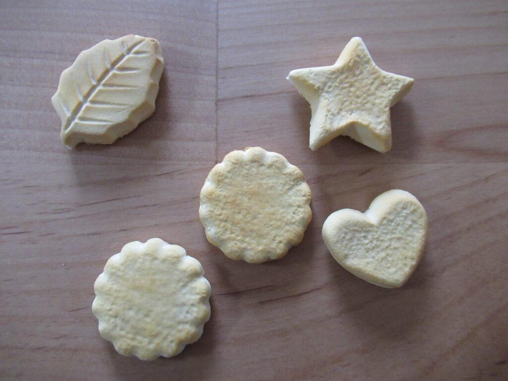 タミヤ かたち作りの達人 クッキー型 紙粘土 スイーツデコ